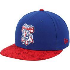 c3bdf4d0 Men's Philadelphia 76ers New Era Royal/Red Team Variation 9FIFTY Snapback  Hat, Your Price: $31.99