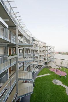 Social Housing - 96 units | AllesWirdGut