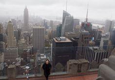 Rockefeller Centre.