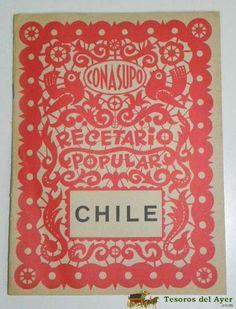 Recetario popular  CHILE CONASUPO