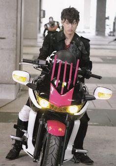 Kamen Rider Decade, Kamen Rider Series, Live Action, Hero Machine, Kamen Rider Zi O, Meme Pictures, Marvel Entertainment, Handsome Boys, Ranger