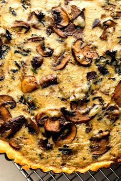 NYT Cooking: If you have made the mushroom ragoût, this tart is quickly assembled. You need about 2 cups of the ragoût for the filling.