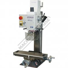 A Mill can work as a drill press, and do much more, so is pricer, but much more flexible - machineryhouse.com.au - $1090aud