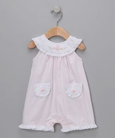 Pink Sally Romper - Infant