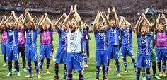 Das ManagerMagazin berichtet über Auswirkungen des Erfolgs der Isländer bei der Fußball EM ..