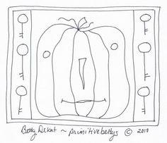 Free pattern from Betty DeKat