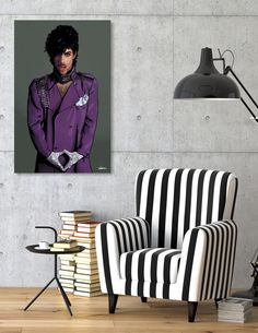 Discover «Prince», Exclusive Edition Canvas Print by Dan Avenell - From $49 - Curioos