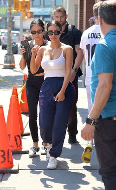 Kim Kardashian Lifestyle — June 13 - Kim in NYC!