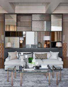 Interior design by Jean-Louis Deniot  - Designer Focus:  Jean-Louis Deniot