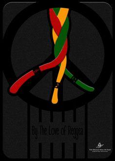 By The Love of Reggea | Turkey | International Reggae Poster Contest