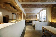 Tetería Usagui: un salón de té japonés en el barrio de Gracia de Barcelona.