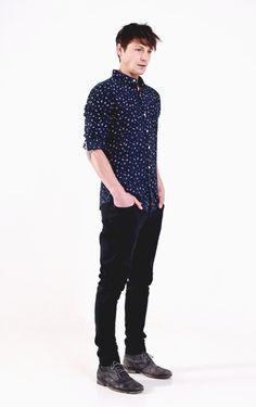 Nique Shirt. #style #fashion #tailored #Nique #hermanstore