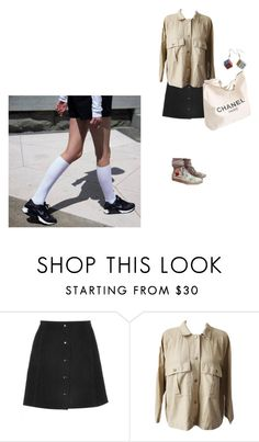 """""""beauty in the struggle"""" by l8tr ❤ liked on Polyvore featuring Chanel"""