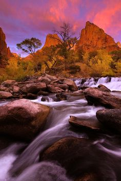 'In the Presence | Zion Court of the Patriarchs' by Brandon Ku via 500px