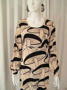 mushroom dress<3