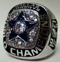 1971 Dallas Cowboys Ring