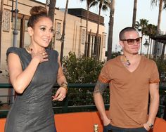 Jennifer Lopez, Mario Lopez celebrate Planet Dailies and Mixology 101 opening