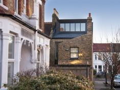 R&S House Stylish contemporary refurbishment, loft conversion and rear extension in a Conservation Area in Lewisham. Designed by PLANSTUDIO (hello@planstudio.uk)