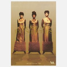 The Story Of The Supremes now featured on Fab.