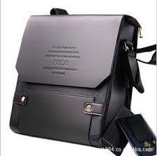 Videng Polo Men s 100 Genuine Leather Shoulder Bag Sac À Main e9cee57bd0e50