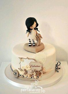 Pretty Cakes, Cute Cakes, Beautiful Cakes, Amazing Cakes, Yummy Cakes, Girly Cakes, Fancy Cakes, Fondant Cakes, Cupcake Cakes
