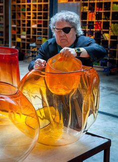 Photos of all the stunning installations by glass artist Dale Chihuly at The New York Botanical Garden, his first major garden exhibit in over 10 years.