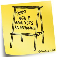 How I became an agile business analyst