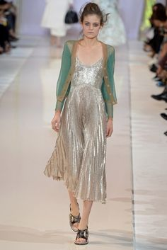 Paris Fashion Week Rochas Spring 2014