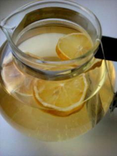 """DER Klassiker: Grüner Tee aus organischem Anbau mit Ganoderma  Basis für """"Yellow Magic Cocktails""""  (Vitamin C verstärkt die Wirkung von Ganoderma"""" Vitamin C, Cocktails, Peanut Butter, Magic, Recipes, Food, Green Tee, Yellow, Craft Cocktails"""
