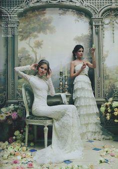 Vestido de novia - vintage