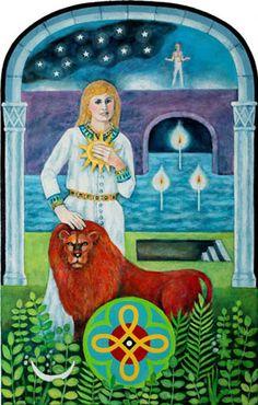 Strength - Jungian Tarot