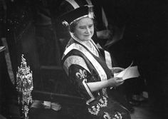 Pictured is our first Chancellor, Her Majesty the Queen Mother, in 1967. #dundeeuni50