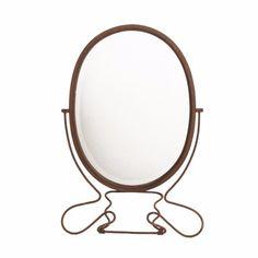Espelho Belle Natural – Casaquetem Artigos de Decoração Ltda