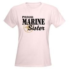 I want this, except I want it to say Proud Navy Sister. Good luck Yoyo!!! <3 my older brother.