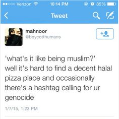 24 Times Muslims On The Internet Told It Like It Is
