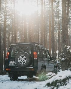 Land Rover Discovery 2, Car, Vehicles, Instagram, Automobile, Autos, Cars, Vehicle, Tools
