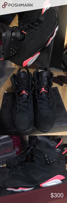 best sneakers 9c8c5 24b10 Infared 6s Near brand new Shoes Sneakers New Shoes, Air Jordans, Shoes  Sneakers,