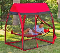 Mosquito Tent With Hammock
