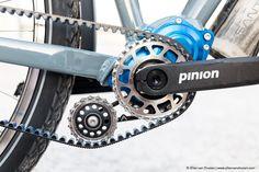 belt drive bicycle - Google Search