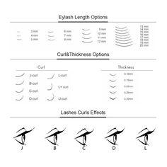 eyelash extension style - Поиск в Google