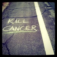 Don't die from cancer, just kill it and live. http://www.cancertherapies.cc/therapy-treatment