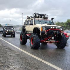 Checking out for jeeps for sale, or jeep trails near me, Click visit link above for more info Jeep Xj Mods, Modificaciones Jeep Xj, Jeep Truck, Jeep Wranglers, Jeep Grand Cherokee, Lifted Jeep Cherokee, Cherokee Sport, Hummer, Offroad