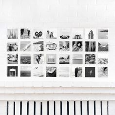 Looking to showcase your Square Prints at home? We tested dozens of print display ideas, and have narrowed down our seven favorites here.