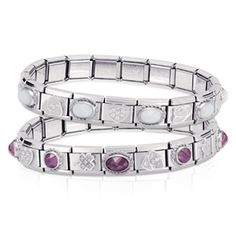 The new dazzling Nomination SilverShine collection is now available from  Bertie Browns! Charms are made d655556e41