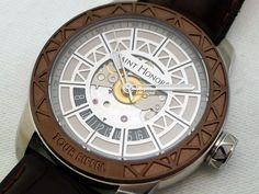 """Equation du Temps: Saint Honoré: montre """"Tour Eiffel"""" Tour Eiffel, Live Picture, Breitling, Accessories, Pens, Luxury Watches, Clock Art, Eiffel Towers"""