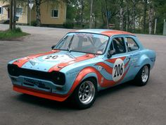 Ford Escort Mk1 | SMCars.Net - Car Blueprints Forum