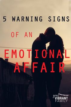 Ladies, you don't want to fall into this trap!  As someone who had an emotional infidelity, I want to share the warning signs of an emotional affair and share with you the lies that I (and many others) believe that lead to an emotional affair.  I want to break the silence around these issues and discuss practical ways to counteract these mistruths.  Most of all, I want you to know that you are not alone in these feelings and that there is help!