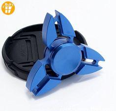 tfxwerws Amazing Claw zappeln Hand Spinner Legierung Spinner Stress Reducer EDC Spielzeug (blau) - Fidget spinner (*Partner-Link)