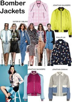 How To Wear- Bomber Jackets. words by Rosie Feenstra. www.kit-magazine.com