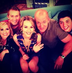 leigh allyn baker / eric allan kramer / bridgit mendler / bradley steven perry / jason dolley